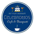 Celebromos cafe and banquet
